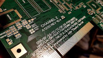 AMIGA A1200 | BRAND NEW 1D4 Replica Commodore Motherboard PCB | Made in 2018