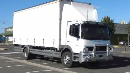 Truck for sale Mercedes Tautliner Broadmeadows Hume Area Preview