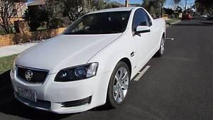 2012 Holden Commodore Ute Melbourne CBD Melbourne City Preview