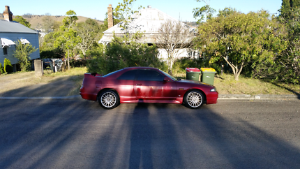 94 Nissan Skyline GTS turbo R33