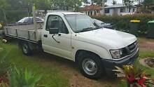 2002 Toyota Hilux Ute; Clean & reliable; perfect for work Regents Park Auburn Area Preview