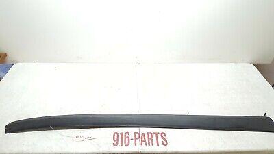 08-09 DODGE CALIBER SRT-4 LEFT DRIVER UPPER CENTER ROOF TRIM MOLDING OEM