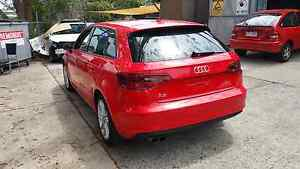 2015 Audi A3 Wrecking Chermside Brisbane North East Preview