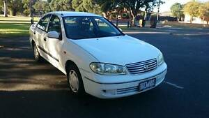 2004 Nissan Pulsar ST N16 S2 Manual