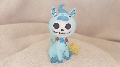 FURRYBONES Pegs the Pegasus Figurine Skull in Costume Collect New Free Shipping