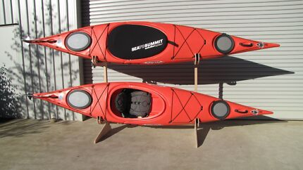 Safari Touring kayaks