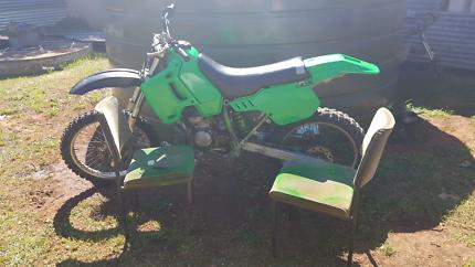 Kdx 200 2 stroke