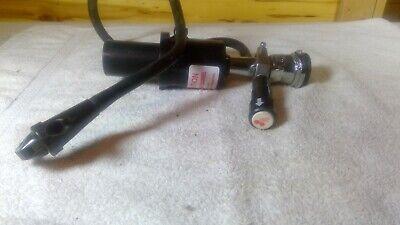 Pump Keg Tap System Micro Matic Domestic Beer Black