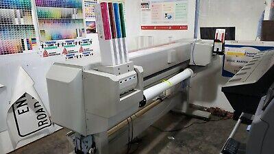 Mutoh Vj Valuejet-1638 Wide Format Double Head Wide Format Printer