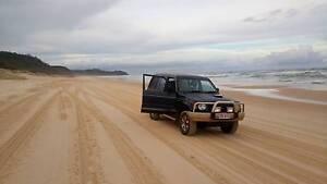 Mitsubishi Pajero - 4*4 / 4WD - great condition Bundall Gold Coast City Preview