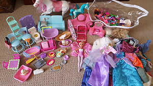 Barbie dolls for sale Hillbank Playford Area Preview