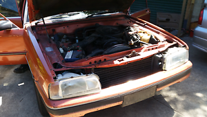 XF Falcon Wagon * wrecking for parts only * XD XE The Basin Knox Area Preview