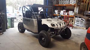 Yamaha SR1 Rhino 1000cc Offroad buggy UTV ATV Quad Ballarat Central Ballarat City Preview