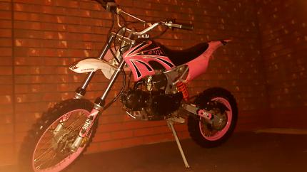 125cc lemuia (KTM)