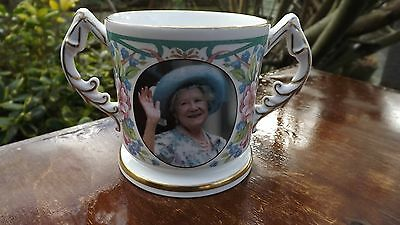 1998 Queen Mother Aynsley Loving Cup 75 Years of Service Only 750 made