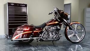 2010 Street Glide Screaming Eagle CVO