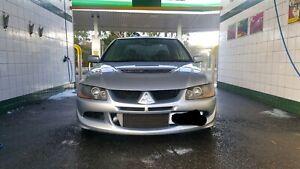 2003 Mitsubishi Evo 8 Manual *Low Kms*