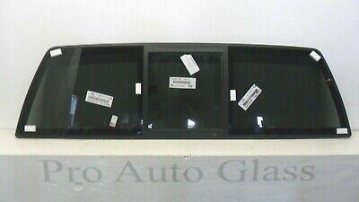 1999-2006 Chevy Silverado GMC Sierra OEE Rear Sliding Back Window Glass