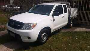 2007 Toyota Hilux SR extra cab Knoxfield Knox Area Preview