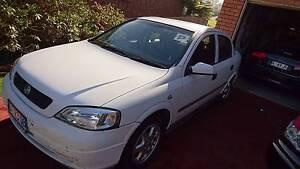 2002 Holden Astra Sedan Burnie Burnie Area Preview