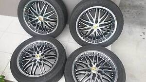 FOR SALE TYRES AND RIMS Bentley Park Cairns City Preview