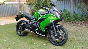 2013 Kawasaki Ninja 650L ABS (LAMS) Canning Vale Canning Area Preview