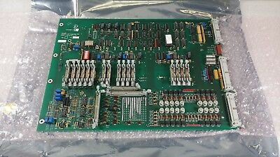 Thermco Systems 118730-001 Tylan Micro Cvd Interface Board Control Pcb