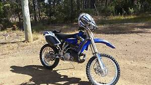 Yamaha YZ 250 Huonville Huon Valley Preview