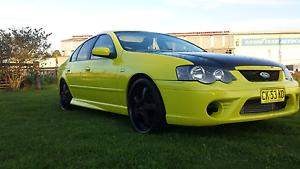 Xr6 turbo  swap!!! Aberglasslyn Maitland Area Preview