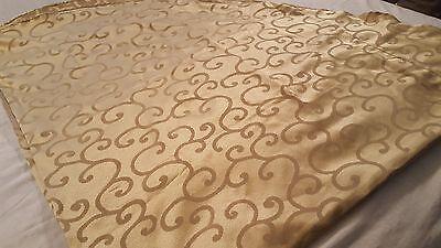 Наборы столового белья Gold Damask swirl