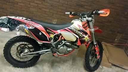 Ktm exc 500 2015