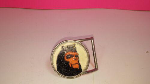 1967 Planet of The Apes Vintage Original Belt Buckle Lee Belt Co NY
