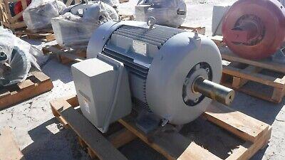 100 Hp Siemens Ac Electric Motor 1800 Rpm Fr 405t Tefcbb 575 V New