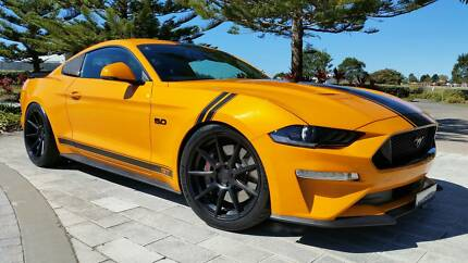 2018 Ford Mustang GT Fastback Hope Island Gold Coast North Preview