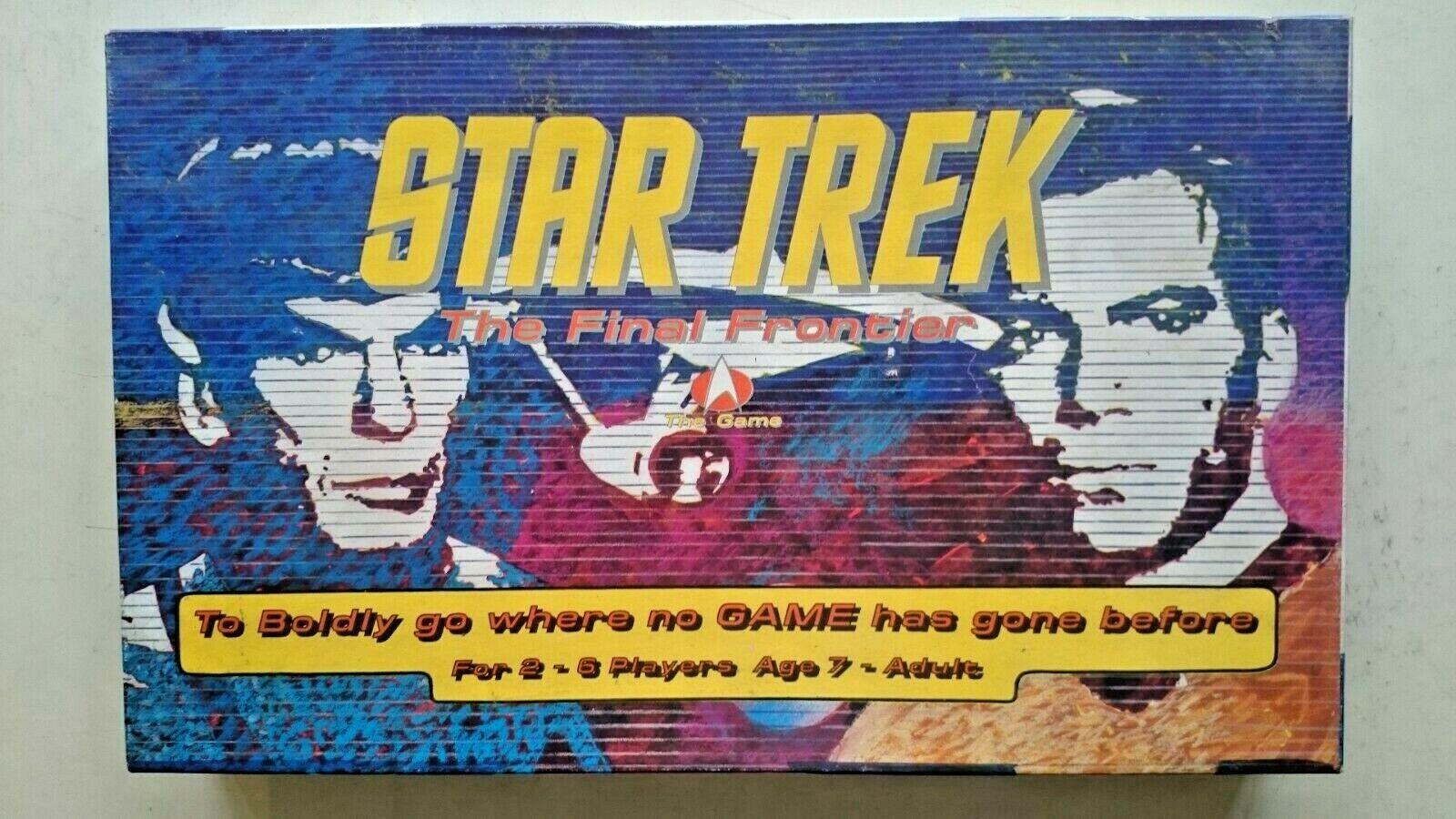Star Trek The Final Frontier  The Game
