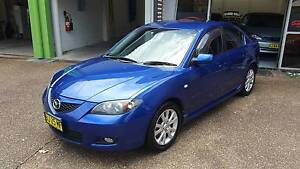 2006 Mazda 3 Maxx Sport 2.0L 4 Cylinder Sedan - Manual Waratah Newcastle Area Preview