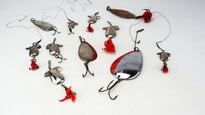 NICE SELECTION OF VINTAGE LURES ETC