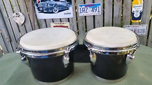 Bongo drums in vgc Stafford Heights Brisbane North West Preview