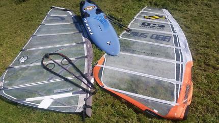 Windsurfer - Whole Kit