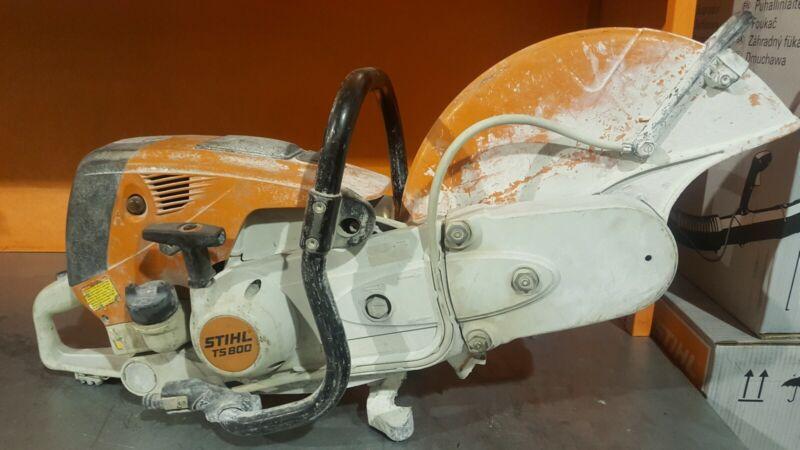 ts 800 stihl 16 inch cutter