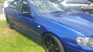 For sale 20inch rims to suit au and up ford CAR NOT INCLUDED Muswellbrook Muswellbrook Area Preview