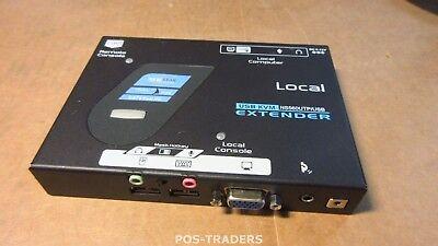 NewStar NS560UTP/USB UTP KVM Extender, USB + AUDIO 1920x1200@85Hz - EXCL PSU