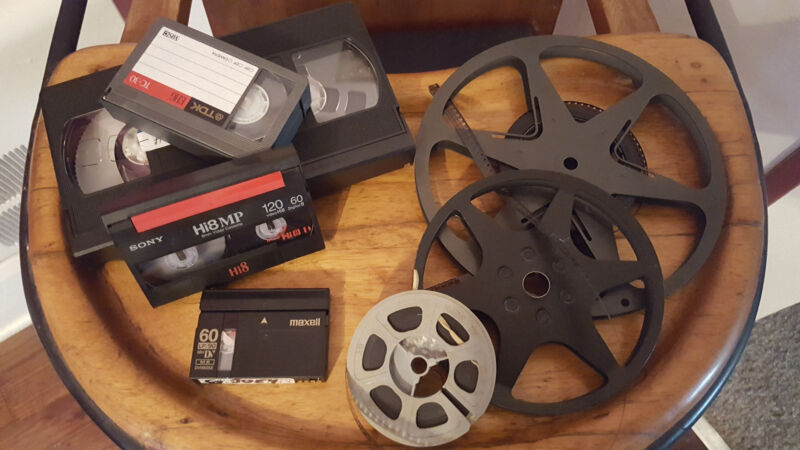 Home Video Memories to DVDs - Save What You Love