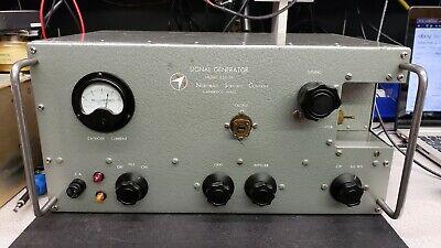 33 - 36ghz Mm Wave Klystron Microwave Signal Generator Oscillator Qk291 - Tested