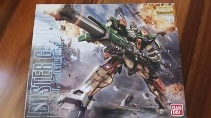 MG 1/100 Buster Gundam - Gundam Seed