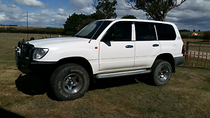 105 Toyota Landcruiser 1999 Launceston Launceston Area Preview