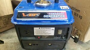 950 watt portable gas generator