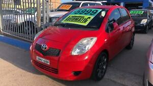 2006 Toyota Yaris YR ! Fully Serviced & Inspected ! CHEAP !