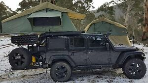 Jeep Wrangler Overland unlimited   Custom built Liverpool Liverpool Area Preview