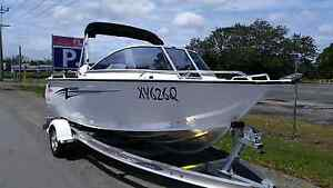 Brand new condition Stacer Bay Master 489 Carrara Gold Coast City Preview